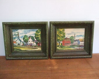Louis Victor Vintage Framed Litho Prints