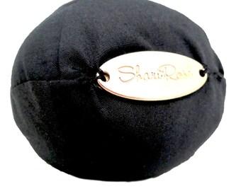 "Hair Volumizer for the perfect Hair Bun under any tichel, hair snood, head scarf, chemo hat or pre tied bandana ShariRose ""Bun Ball"" Large"