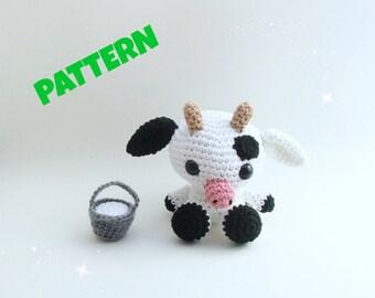 Amigurumi Highland Cow : Crochet cow pattern Etsy