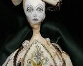 art doll, rag doll, birdy