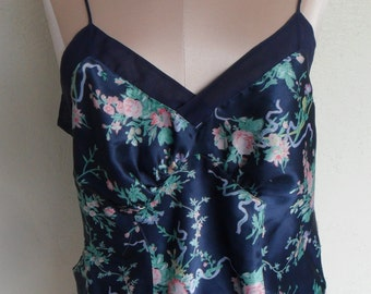 Victoria's Secret Vintage Camisole Satin Size Medium Cami
