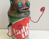 Bubbles  -  A Recycled Creature