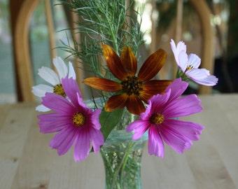 Reclaimed Glass Vase