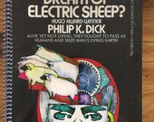 """Lined Journal: """"Do Androids Dream of Electric Sheep?"""" 