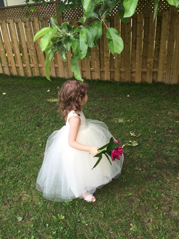 Custom Made Flower Girl Dresses by sugar2silk on Etsy