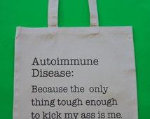 Reusable Grocery Bag Autoimmune Disease