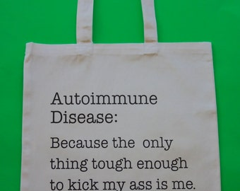 Reusable Grocery Bag Autoimmune Disease