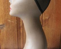 Female Mannequin Head - Dark Tan Skin Mannequin Bust - Hat / Wig Photo Prop Face - Black Woman Window Display Model - Shop Showroom Stand