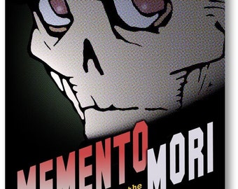 Memento Mori: Book Two of The Cadabra Rasa series