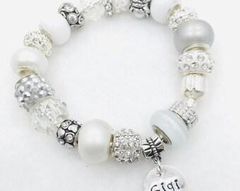 Gigi European Style Charm Bracelet