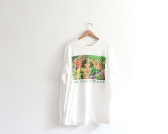 The Living Forest 90s T Shirt