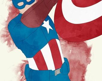 Marvel Avengers –Steve Rogers, Captain America