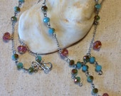 CLEARANCE Tree Of Life Bohochic Necklace - Tree Of Life Necklace - Bohochic Necklace