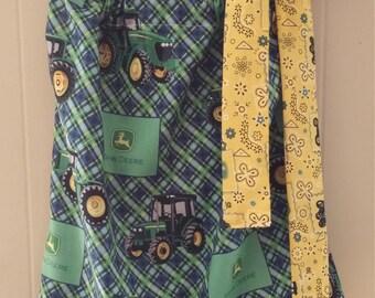 John Deere Pillowcase Dress