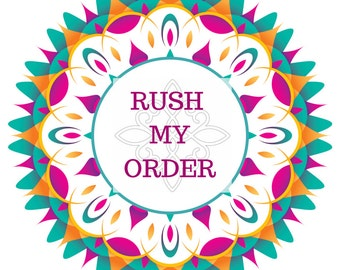 Rush me!!!!!!! Convo me first for current ship times!!!