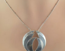 Sterling Hecho En Mexico Necklace