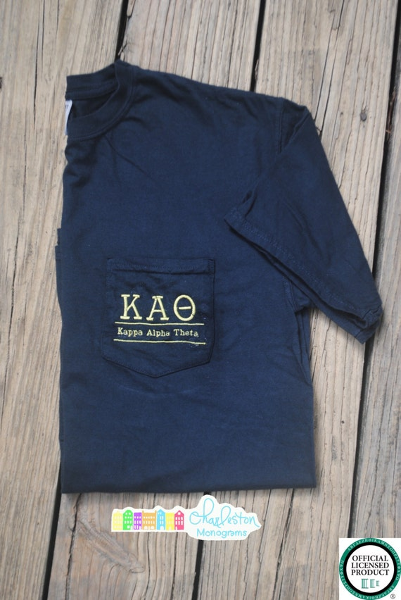 kappa alpha theta sorority pocket t