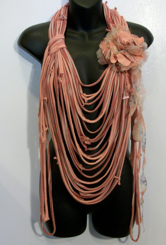 Romantic Clothing Boho Scarf Feminine Clothing Hippie