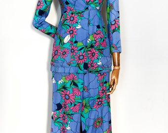 Flower Power Suit from the 1960s