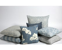 Sail Collection Oversized Pillows // Large Pillow Covers // Big Pillows-8YR8