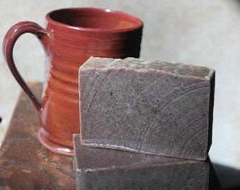 Soap-Exfoliating Cinnamon Clove Soap