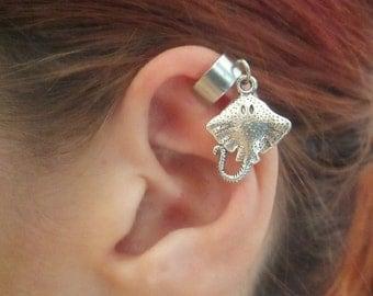 Stingray ear cuff wrap