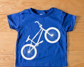 BMX Bike Toddler T Shirt