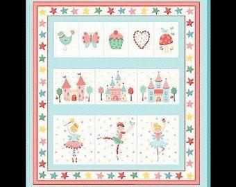 """Makower.UK """"Tutu Fairy Pocket"""" Panel storage"""