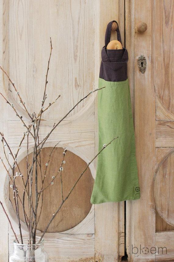 french bread bag linen sac pain baguette tote. Black Bedroom Furniture Sets. Home Design Ideas