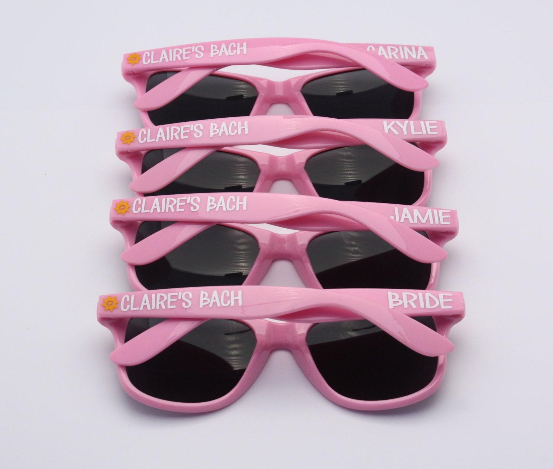 Cheap Personalized Sunglasses Wedding Favors