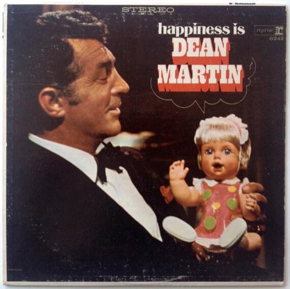 Dean Martin Happiness Is Dean Martin Lp Vinyl Record Album