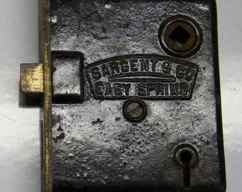 Sargent Door Lock