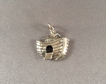Noah's Ark .925 Sterling Silver Charm