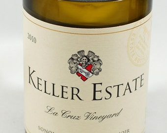 Keller Estate Pinot Noir - Handcrafted from Recycled Wine Bottle