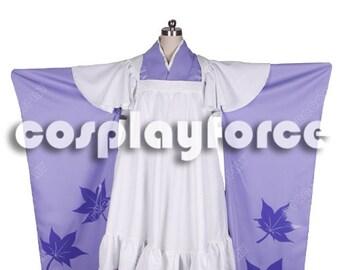 Vocaloid Senbonzakura Luka Cosplay Costume mp002816