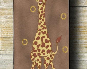 Giraffe iPhone Case, iPhone Giraffe 6 plus case, iPhone case, giraffe gift, cute giraffe, cute iphone case