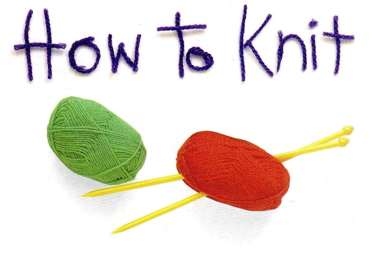 how to knit instructions