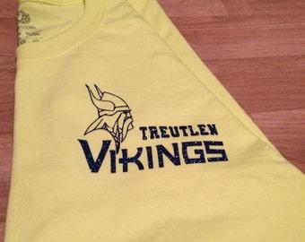 Custom Mascot School Shirt