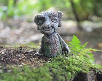 Goblin Statue original fantasy art figurine