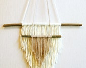 Yarn hanging, woven wall weaving bohemian wall hanging, wall weaving, hanging wall decor, weaving wall hanging, yarn art