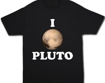 Kids Pluto Shirt - Planet Shirt - Outer Space Shirt - Science Shirt - Solar System - Geek Shirt - Astronomy Shirt - Astronaut Shirt