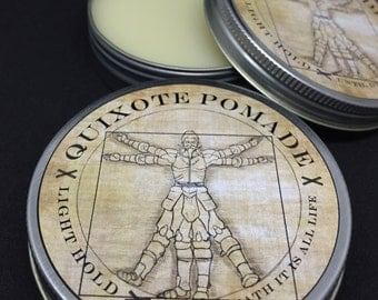 Quixote Pomade Light Hold Oil Based