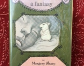 Miss Bianca: a Fantasy by Margery Sharp, illustrated by Garth Williams, Vintage First Edition Hardcover Book, 1962