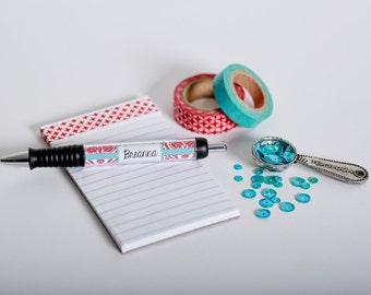 Personalized Pen - Monogrammed Pen - Pen - Office Gift - Teacher Gift - Ink Pen - Custom Pen - Monogrammed Gift