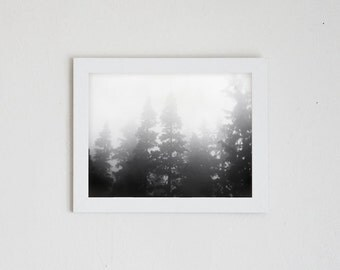 WINTER SHADOWS | fine art photo print