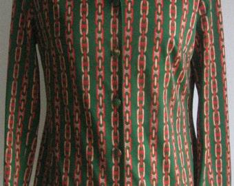 70s  vintage Trevira Shirt