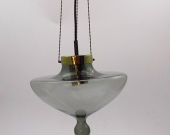 Raak High Chaparral pendant light, dutch vintage design lamp from the 1970s
