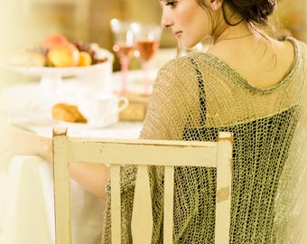 yarn ball hair pin set - knitted hair accessories - hair pin set - bohemian headpiece - rustic hair - yarn ball hair accessory