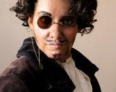 Steampunk Monocle Round Eyewear