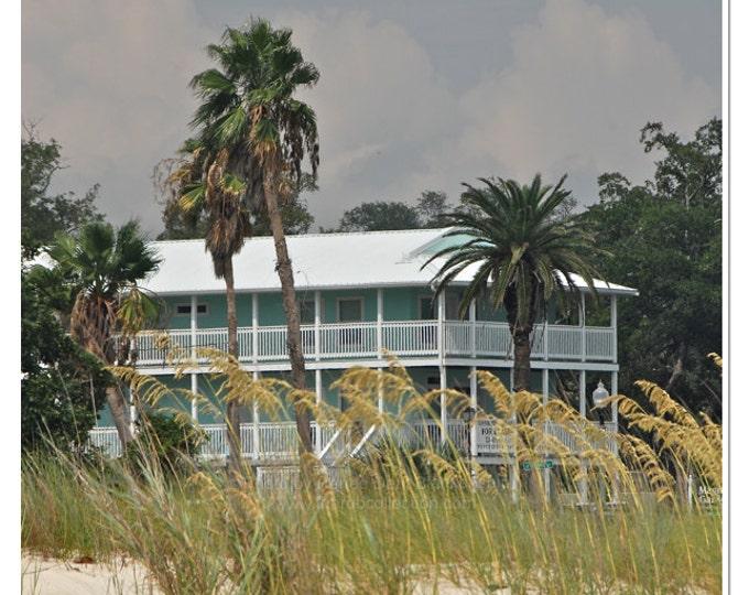 A Beach House Photograph